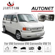 Jiayitian сзади Камера для Volkswagen VW Eurovan Caravelle транспортер T4 CCD Ночь Версия резервного копирования Камера номерной знак Камера