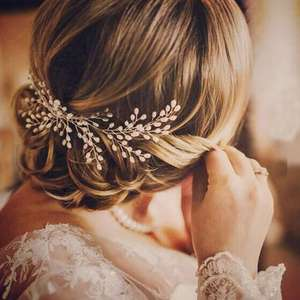1PC Hairpin Wedding Barrettes Women Accessories