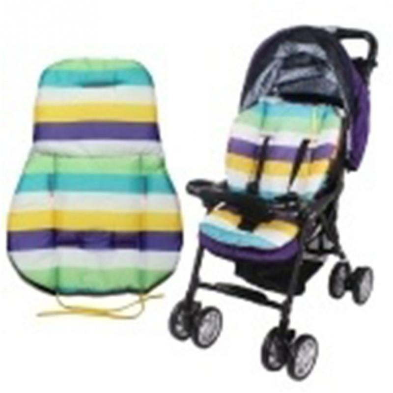 Aliexpress.com : Buy Baby Stroller Accessories Thick Colorful Baby Infant Car Seat Pushchair