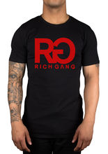 Rich Gang RG Logo T-Shirt Clothing YMCMB Young Thug Lil Wayne Rich Homie Unisex Print T Shirt Summer Style Hot young thug севин стритер диллон фрэнсис уиз калиф prince royce kaz james мос деф nicky jam lil jon музыка из фильма форсаж 7
