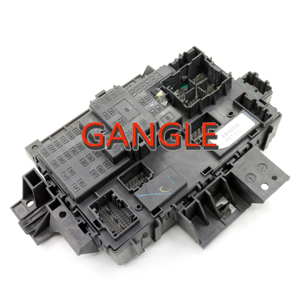 buy bc3t 14b476 dh fuse box for ford edge. Black Bedroom Furniture Sets. Home Design Ideas
