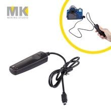 MC-DC2 кабель пульт ДУ таймера выключения затвора триггера для Nikon D90 D5100 D5200 D3100 D3200 D7000 D7100 D600