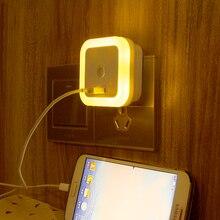 Sinna plug led Nightlight Jascha energy-saving light sensing baby night in the bedroom