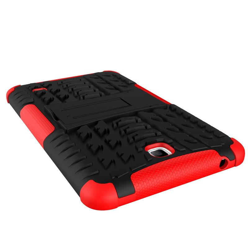 Stötsäker Heavy Duty Case Cover För Samsung GALAXY Tab A 7.0 T280 - Reservdelar och tillbehör för mobiltelefoner - Foto 6