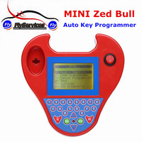 Latest Version V508 Super Mini Zedbull Smart Zed Bull Key Transponder Programmer MINI ZED BULL Key