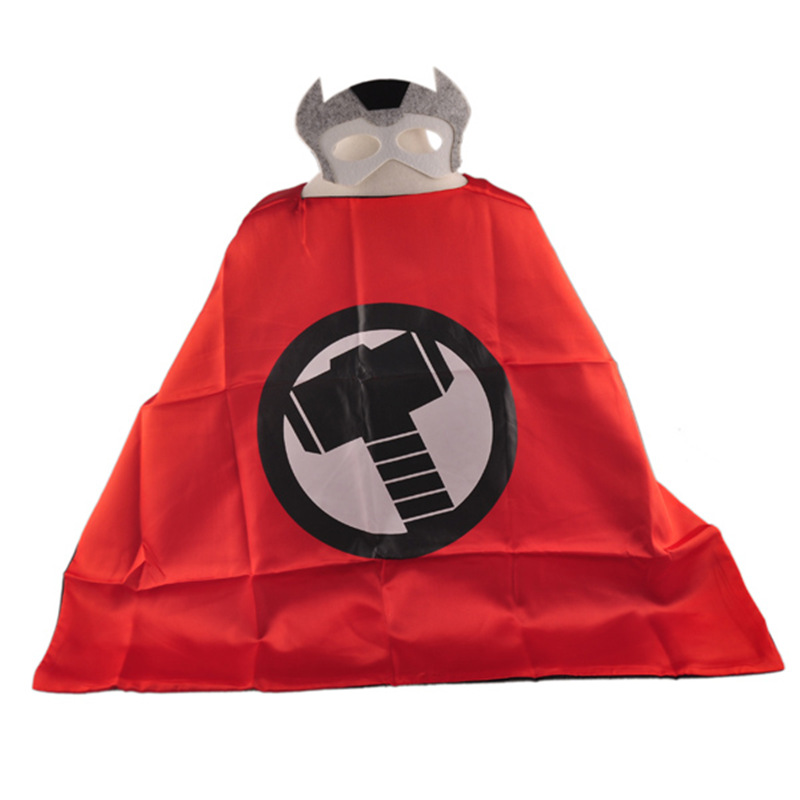 ᗔgirls boys birthday party decorations kids superhero capes masks