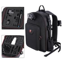Smatree для DJI рюкзак жесткий чехол водонепроницаемость для DJI Мавик Air/GoPro Hero сеанса/герой 6 /5/4/3/2/1/Tablet PC настроены
