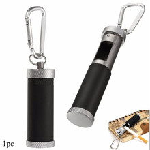 Portable Pockets Cigarette Ashtray Stainless Steel