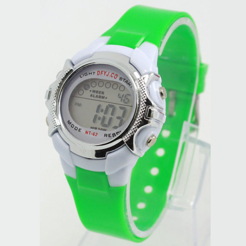 #5002 Mädchen Junge Alarm Datum Digitale Multifunktions Sport Led Licht Armbanduhr Dropshipping Neue Ankunft Freeshipping Heiße Verkäufe
