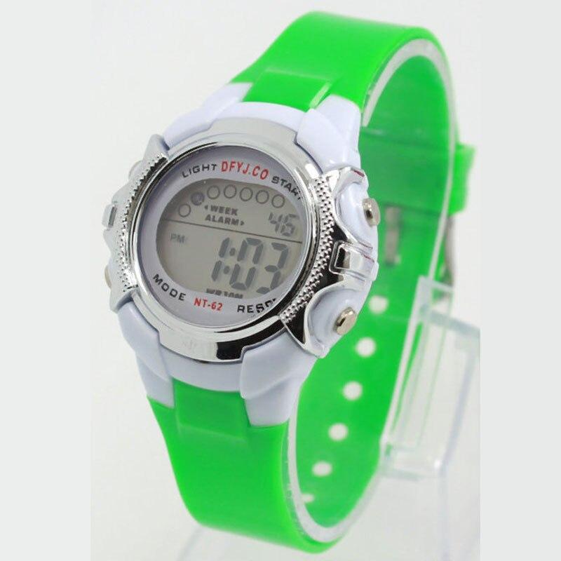 Aspiring #5002girl Boy Alarm Date Digital Multifunction Sport Led Light Wrist Watch Dropshipping New Arrival Freeshipping Hot Sales Watches