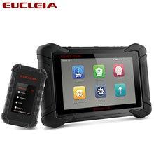EUCLEIA S8 OBD2 Automotive Scanner Programmazione ECU e La Codifica Bluetooth WiFi Completo del Sistema di Diagnostica OBD OBDII Strumento di Scansione