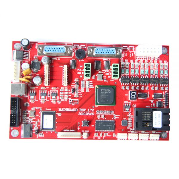 Challenger / Infiniti FY-3286T / FY-3286J Printers Main Board infiniti printer spare parts fy 3286t printhead converting board