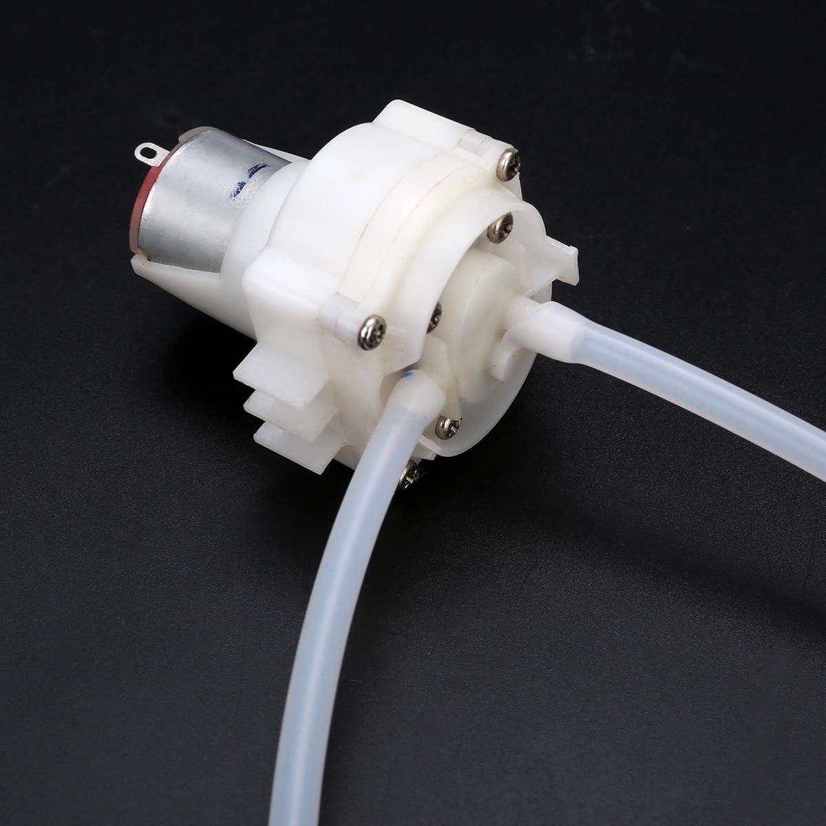 Мини насос двигатель DC 3,7 V-6 V 5V микро самовсасывающий погружной водяной насос низкий уровень шума масляный насос + 1 м мягкий шланг