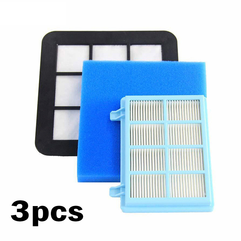 Home Vacuum Cleaner Filter And Sponge Vacuum Cleaner Filter Accessories Filter Sponge For Philips FC9331/09 FC9332/09 FC8010/01