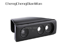 ChengChengDianWan Black Zoom Play Range Reduction Lens Wide Angl Universal Adapter For Xbox 360 Kinect Sensor
