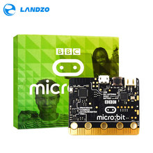 BBC micro: бит nRF51822 KL26Z Bluetooth 16 КБ ОЗУ 256кб флэш-Cortex-M0 карманный компьютер для детей начинающих обучающих прог ram ming