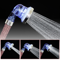 Handheld Water Saving Bath Shower Nozzle Filter Head Sprinkler Sprayer For Bathroom Accessories Showers Y103