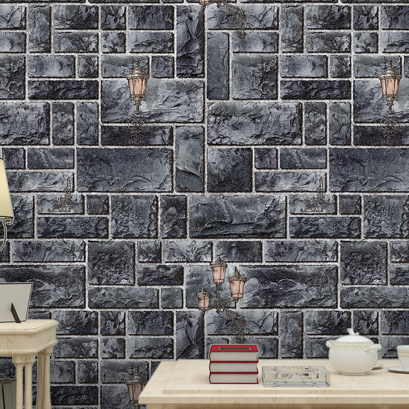 Wallpapers YOUMAN Modern 3D Wall Coverings Embossed PVC Wallpaper Stone Wall Wallpaper Wall Vinyl Desktop Backgrounds Room Decor wallpapers youman modern 3d wall coverings embossed pvc wallpaper stone wall wallpaper wall vinyl desktop backgrounds room decor