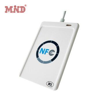 Software Per La Scrittura Di Lettori | ACR122U RFID NFC Smart Card Reader Writer Copier Duplicator Scrivibile Clone Software USB S50 13.56 Mhz ISO 14443