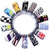 48 Colors Fashion funny Design Cotton Cuecas Boxer Cartoon Men High Quality Fancy Pattern Mens Underwear Boxers Shorts Homewear