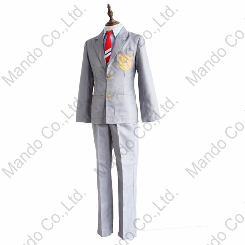 Անիմե Քո Սուտը Ապրիլին Arima Kousei mans - Կարնավալային հագուստները - Լուսանկար 3