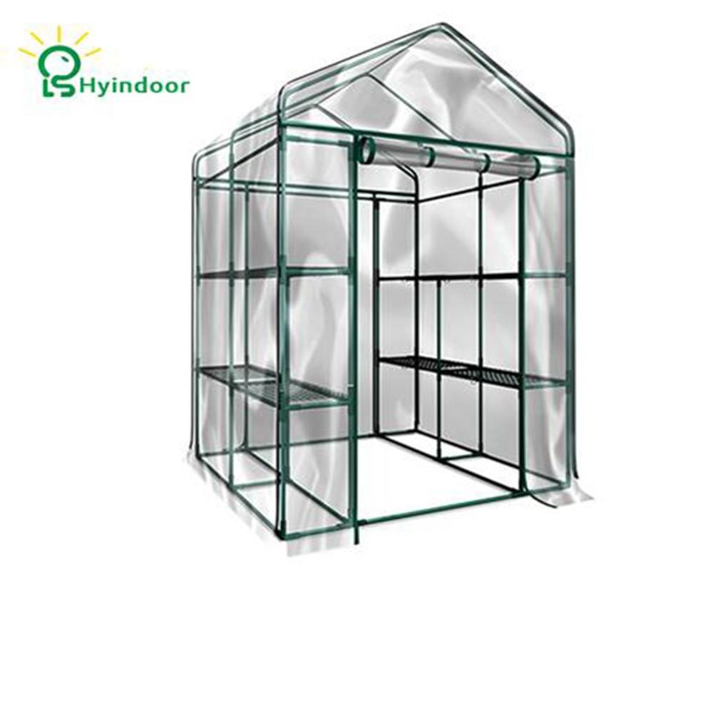 Hyindoor сада сельское хозяйство парниковых ПВХ Экран солярии для садоводства овощей и цветов