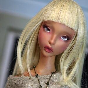 Image 4 - Yeni varış BJD bebek Lillycat Ellana Radicelle reçine rakamlar 1/3 çıplak oyuncak hediye için noel veya doğum günü Oueneifs