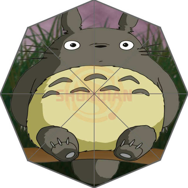 Neighbor Totoro Folding Umbrella (23 design)