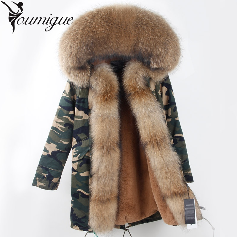 Womens Winter Jacket Women Coat Warm Jackets Real Raccoon Fur Collar Hooded Coats Thick Fur Parka Black Parkas DHL free shipping стоимость