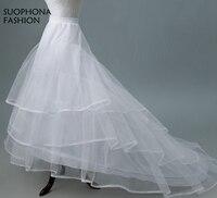 Yeni Geliş Petticoat jüpon mariage Jüpon Cadılar Bayramı Düğün aksesuarları enaguas para vestidos mujer Mermaid elbise Artı boyutu