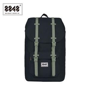 Image 1 - 8848 marka męski plecak turystyczny wodoodporne plecaki 20.6 L o dużej pojemności odporny komputer pośrednia poliester 111 006 008