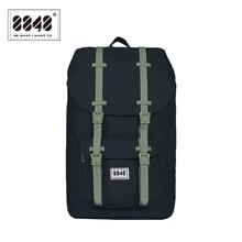 8848 брендовый мужской рюкзак для путешествий, водонепроницаемые Рюкзаки, 20,6 л, вместительный, стойкий, компьютерный, межслойный, полиэстер 111 006 008