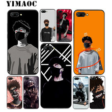 YIMAOC Scarlxrd J Bad boy Soft Silicone Case For Huawei Honor Mate 10 P20 P10 P9 P8 P Smart Y6 6A 7A 7X 7C Lite Pro 2017 2018(China)