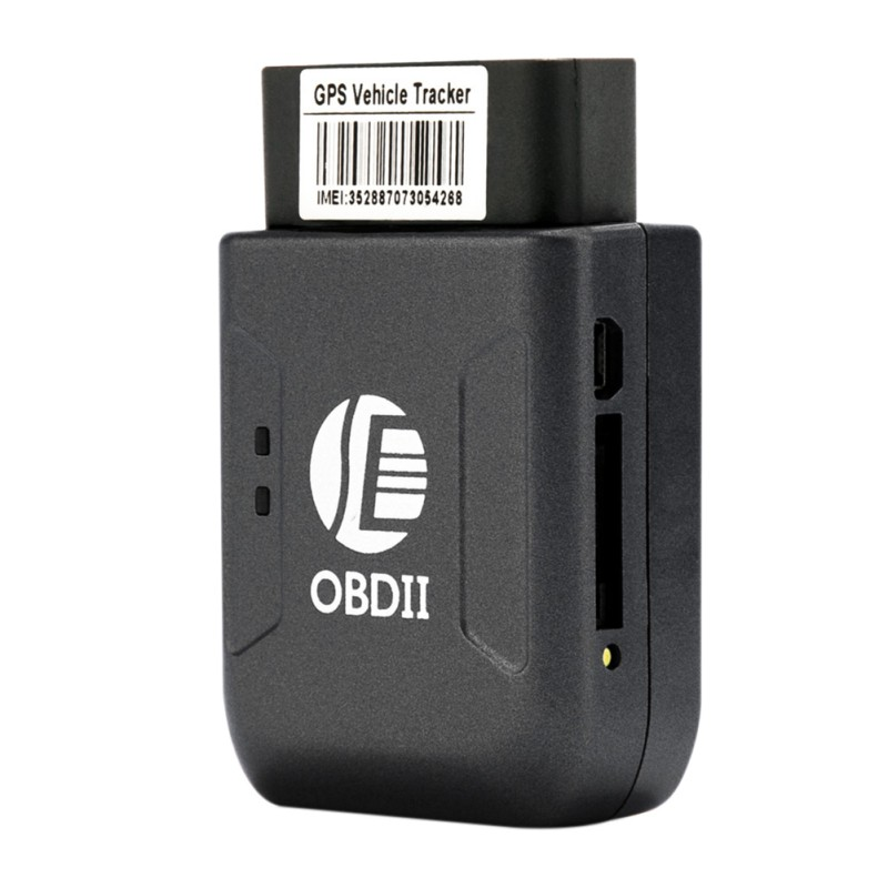 Motorcycle Mini OBD2 GPS tracker GPRS Real Time Tracker Car Tracking With Geofence protect