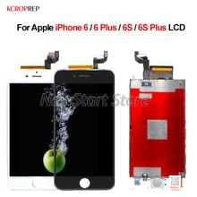 """עבור Apple iPhone 6 6 בתוספת 6S 6S בתוספת LCD תצוגת מסך מגע Digitizer הרכבה 4.7 """"5.5 """"עבור Apple iPhone 6 6 בתוספת 6S 6SPlus lcd"""