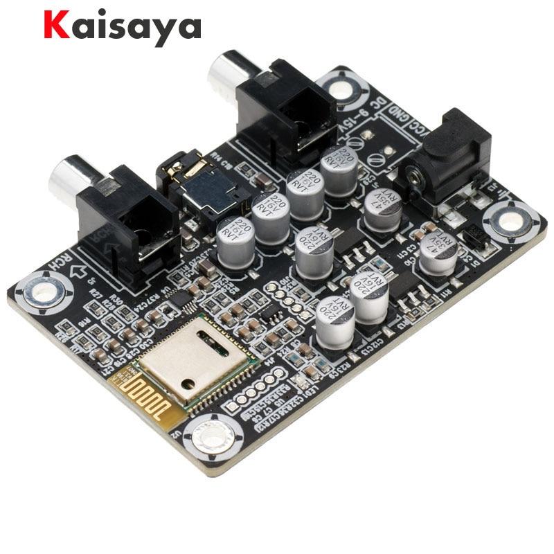 APT-X Module Receiver Board BTM98-8AA BT4.0 Stereo HIFI Wireless SGM4812 Bluetooth Audio Receiver for amplifier lusya csr64215 amplifier 4 2 apt x wireless lossless bluetooth audio stereo receiver board 6 36v a7 007