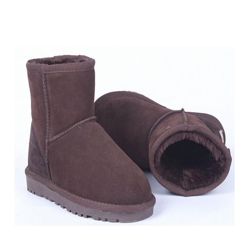 women snow ankle winter boots shoes woman botas mujer invierno 2017 womens ladies slip on flat genuine leather plus size 44 45 hee grand women snow boots winter flat panda pattern shoes woman fur cotton slip on snow ankle boots size 35 40 xwx4498