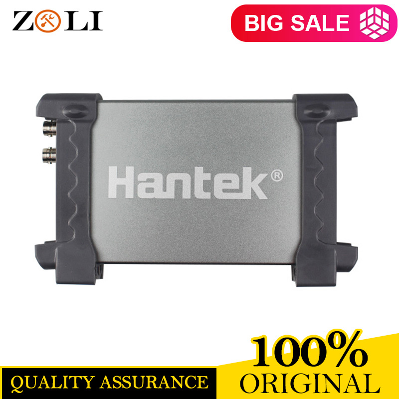 Hantek 6022BE/6022BL Hantek 6022BE PC USB portable oscilloscope 6022BE Digital Storage 2Channels 20MHz 48MSa/s Hantek digital usb oscilloscopes 20mhz hantek 6022bl shipping russia portablepc 16channels logic analyzer car detector 2channels