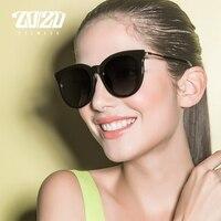 20 20 Polarized Sunglasses Women Brand Designer Classic Sexy Ladies Round Sun Glasses Vintage Gafas Oculos