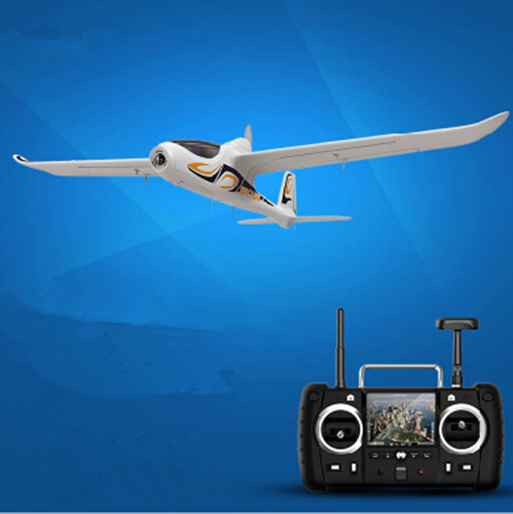 F15315 Hubsan H301S FPV HD Aerial Photography Airplane RTF with GPS Real-time Image Fixed-wing Aircraft gps навигатор lexand sa5 hd