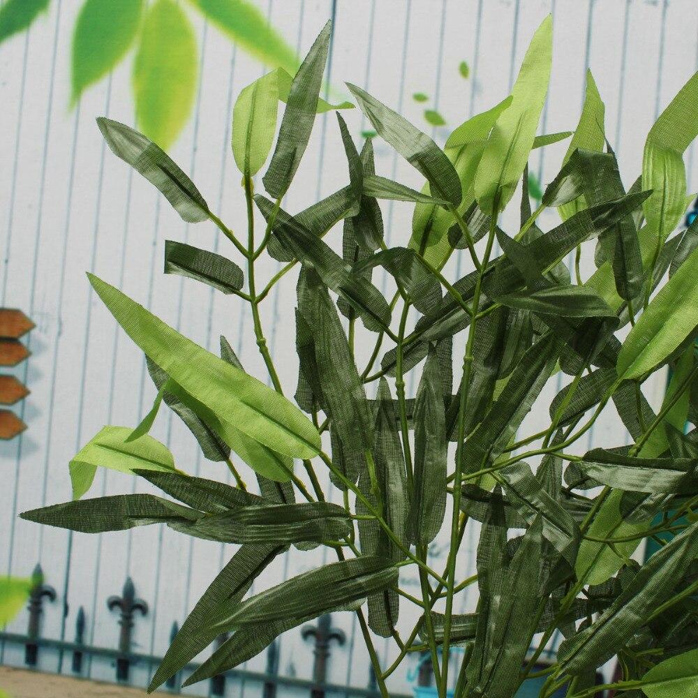 Artificial Bamboo Stalks ~ Popular plastic bamboo tree buy cheap