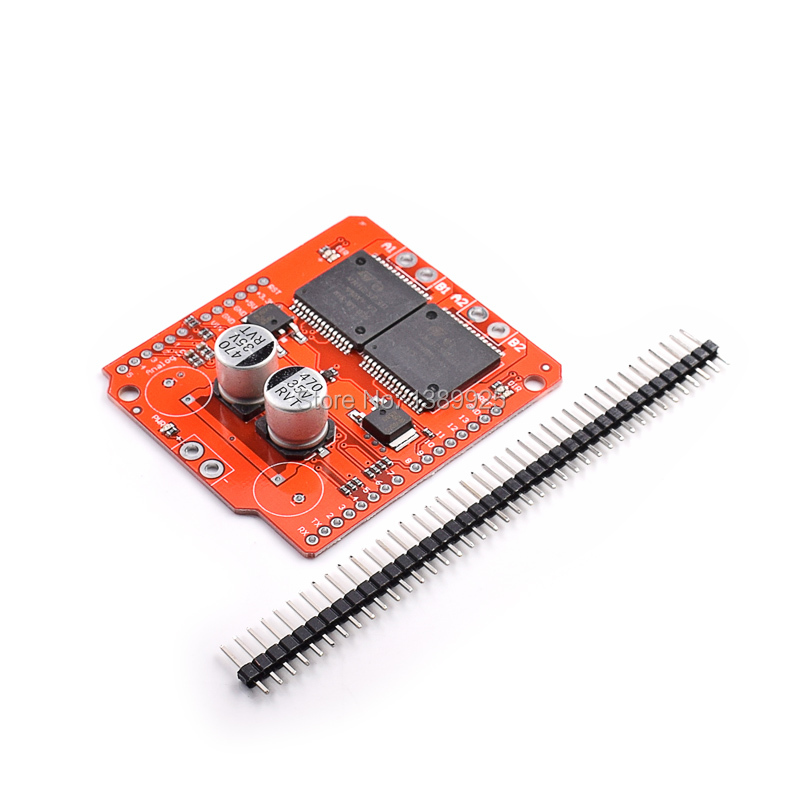 Monster Moto Shield VNH2SP30 Stepper Motor Driver Module High Current 30A For Arduino