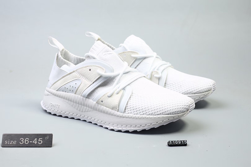2018 Original PUMA TSUGI Blaze evoKNIT Men s Women s Sneakers Shoes  Badminton Shoes Size ... b33232c91