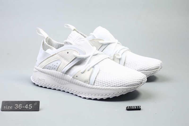79ac2f07d9af 2018 Original PUMA TSUGI Blaze evoKNIT Men s Women s Sneakers Shoes  Badminton Shoes Size ...