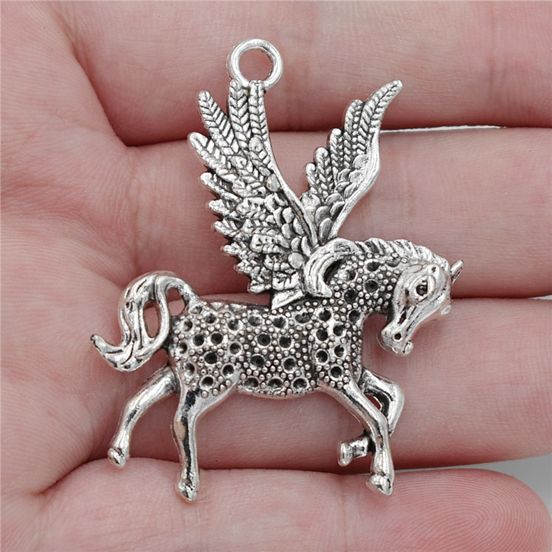 2pcs Feather Bookmark Tibet silver Charms Pendants DIY Jewellery Making crafts