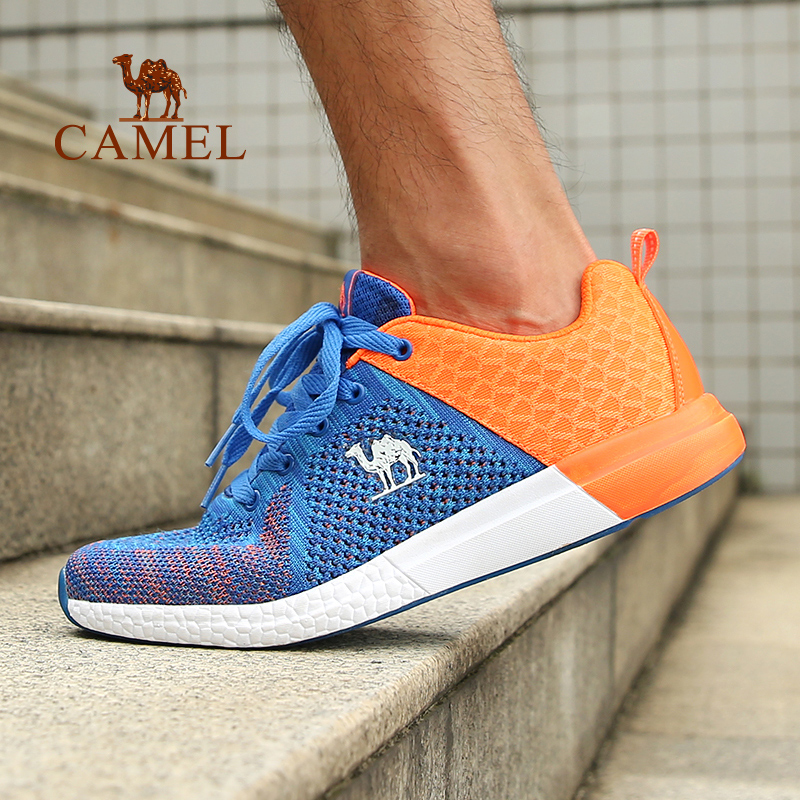 CAMEL men's professional marathon running shoes Shock-absorbing light buffer outdoor running shoes breathable comfortable сумка printio russian boy
