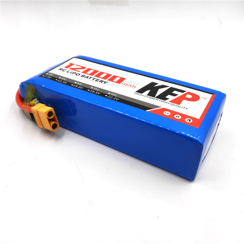 <font><b>12000mAh</b></font> Hight Power RC <font><b>Lipo</b></font> Battery 2S 3S 4S 5S 6S 7.4V 11.1V 14.8V 18.5V 22.2V 25C For RC Helicopter Car boat Eppo machine image