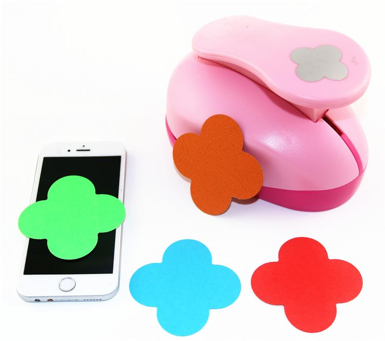 Unmatched Super Large Size  flowers Shaper hole Punch Craft Scrapbooking Paper Puncher large Craft Punch DIY children toys-in Hole Punch from Office & School Supplies