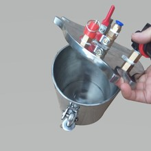 PARMARC1L/  2L  304Stainless steel pressure tank   Stainless steel pressure drum glue stainless steel pressure tank with factory price