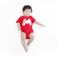 New Arrivaly Love Papa Mama Printed Baby Boy Girl Clothes Infantil font b Romper b font